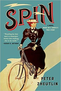 spin by peter zheutlin