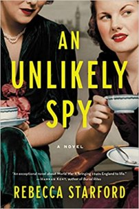 unlikely spy by rebecca starford