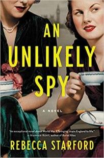 unlikely spy by rebecca starford
