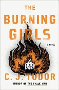 burning girls by cj tudor