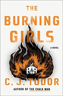 burning girls by cj tudor