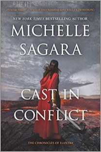 cast in conflict by michelle sagara