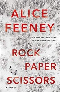 rock paper scissors by alice feeney