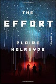 effort by claire holroyde