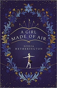 girl made of air by nydia hetherington