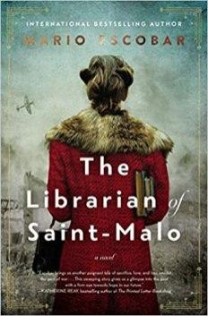 librarian of saint malo by mario escobar