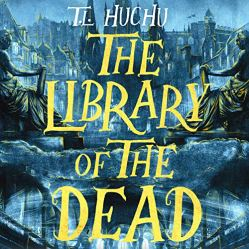library of the dead by tl huchu audio