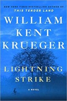lightning strikes by william kent krueger