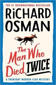 man who died twice by richard osman