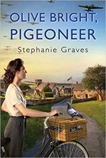 olive bright pigeoneer by stephanie graves