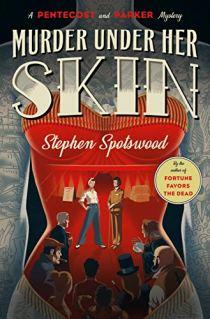 murder under her skin by stephen spotswood