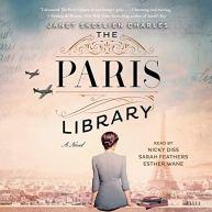 paris library by janet skeslien charles audio