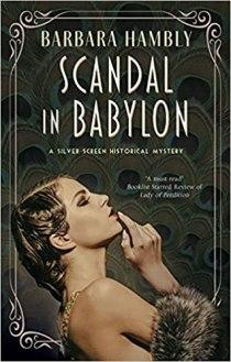 scandal in babylon by barbara hambly