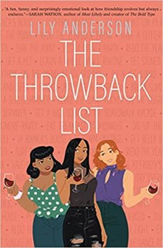throwback list by lily anderson