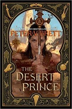 desert prince by peter v brett