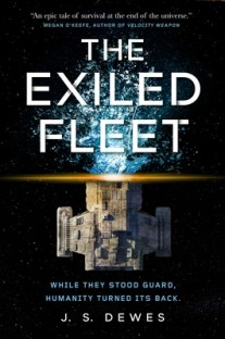 exiled fleet by js dewes