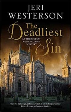 deadliest sin by jeri westerson