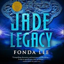 jade legacy by fonda lee audio