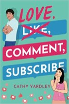 love comment subscribe by cathy yardley