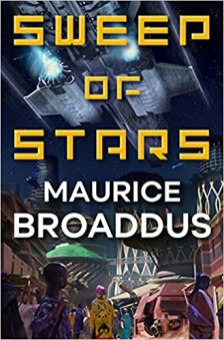 sweep of stars by maurice broaddus