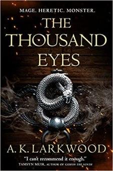 thousand eyes by ak larkwood
