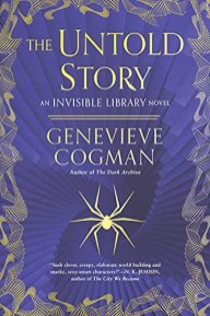 untold story by genevieve cogman