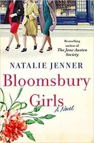 bloomsbury girls by natalie jenner