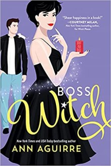 boss witch by ann aguirre