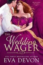 wedding wager by eva devon