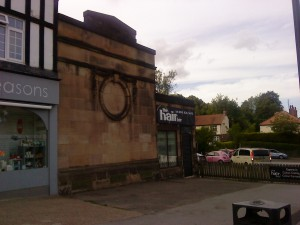 Old Totley Library