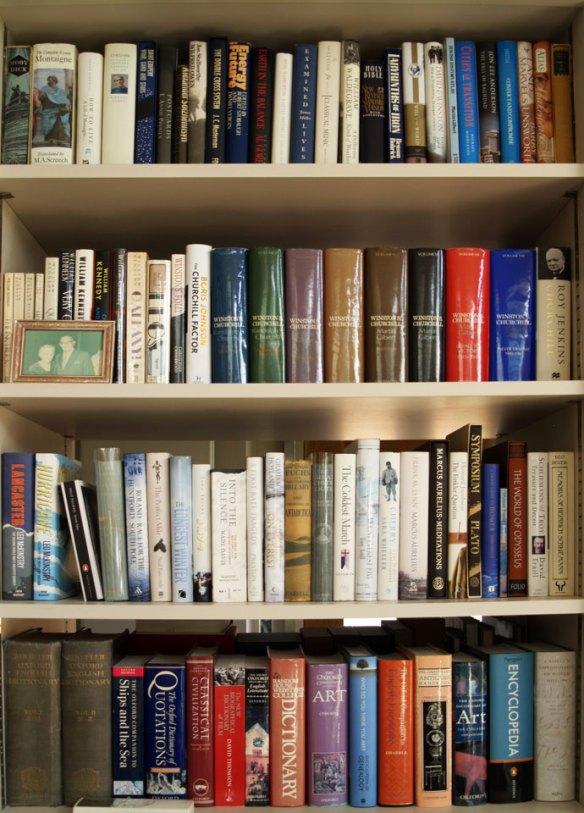 sir norman adsetts library shelf 2015