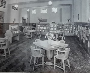 Sheffield Central Library, Junior Library