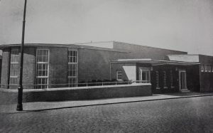 Redheugh Library