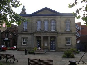 Upper Chapel, Sheffield (shared under GNU Free Documentation License)
