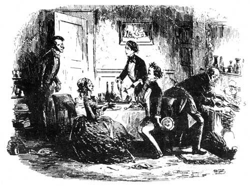 Original illustration from David Copperfield