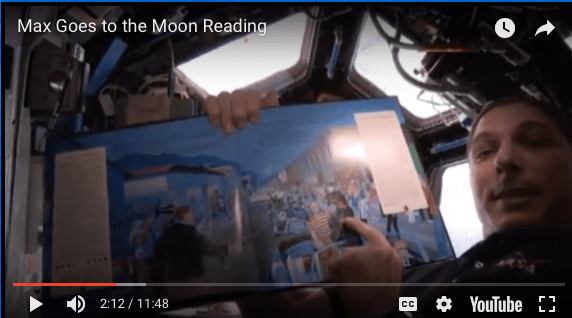 Review of Story Time from Space | Reading Specialty