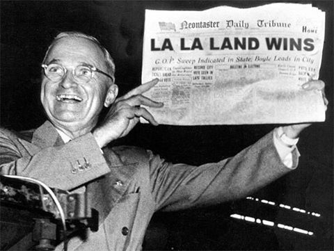 Image result for oscars truman