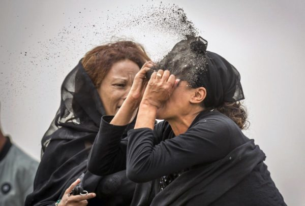 The Grieving Woman at the Ethiopian Airlines Crash Site, and the Western Gaze