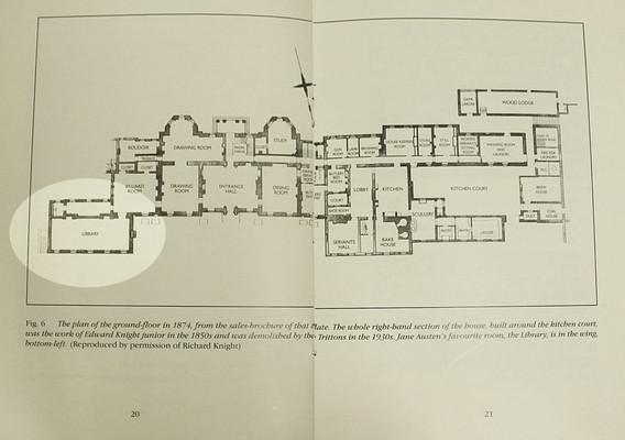 Godmersham Floorplan