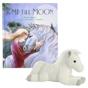 Book and Plush Horse Gift Set