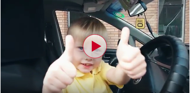 Youngest Taxi Driver in the World