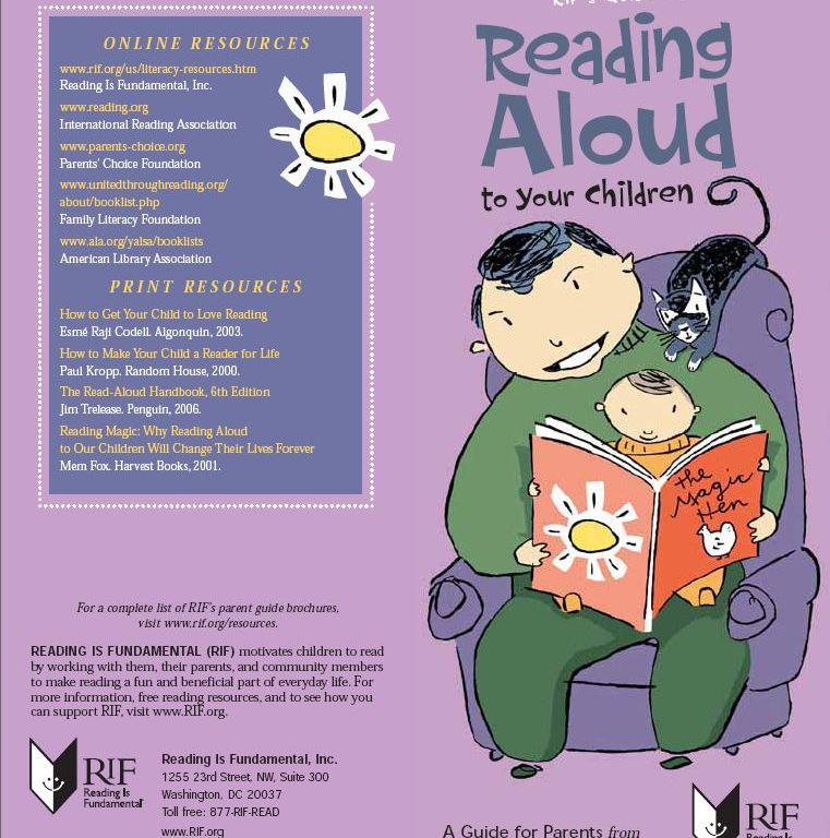 Guide to Reading Aloud