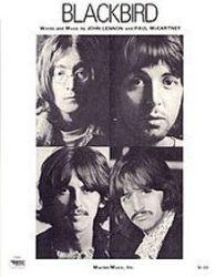 The Beatles – Blackbird -
