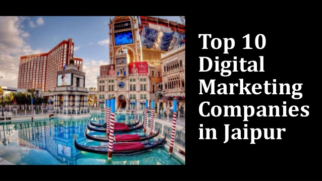 Top 10 Digital Marketing Companies in Jaipur – Readmyhelp