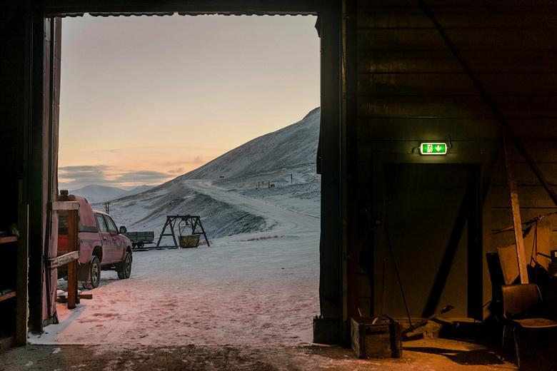 Вид из «Арктического мирового архива»