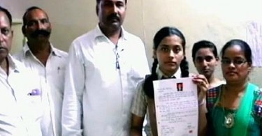 Schoolgirl Asks PM For Sports Playground, Modi Personally Makes Her Dream Come True