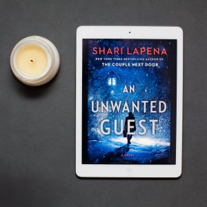 Read Remark book review - An Unwanted Guest by Shari Lapena