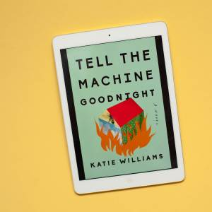 Read Remark book review - Tell the Machine Goodnight by Katie Williams
