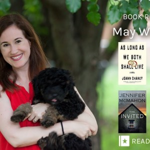 Read Remark booktube video - May reading wrap-up