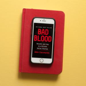 Read Remark book review - Bad Blood by John Carreyrou